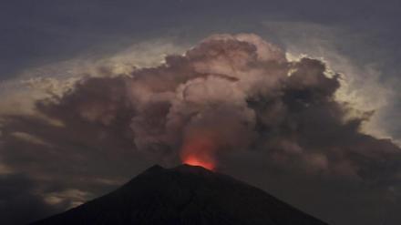 Erupsi Gunung Agung, Wilayah Busungbiu Berpotensi Terdampak Abu Vulkanik