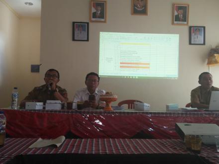 Musyawarah Desa Sepang, Mayoritas Usulan Dibidang Pembangunan Fisik