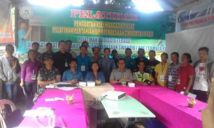 P4S Sumber Rejeki Desa Sepang Menjadi Tuan Rumah Pelatihan Budidaya Ternak