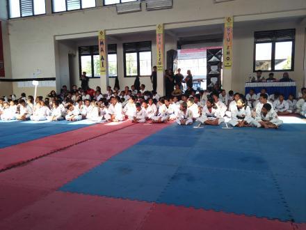 Laporan Langsung : Kejuaraan Antar Dojo Shorinji Kempo Kabupaten Buleleng