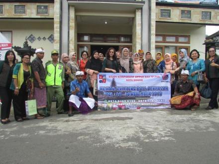 TP PKK Kota Bogor Study Komparatif Kesrak PKK-KB Kes di Desa Sepang