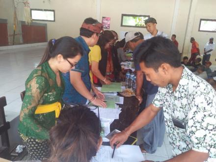 Setelah 2 Tahun Program PTSL di Desa Sepang, Sebanyak 300 Sertipikat Tanah Berhasil Diselesaikan