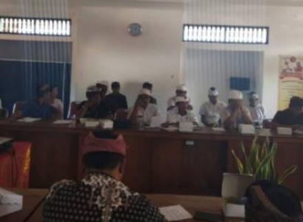 Guna Mendapatkan Data Valid, Dinas Statistik Kabupaten Buleleng Verifikasi Data Statistik Sektoral