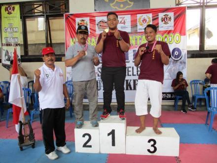 Kumpulkan 20 Medali pada Nomor Randori, Dojo Sepang Kunci Posisi Runner-Up