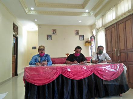 Pemdes Sepang Akan Rekrut Relawan Penanggulangan Covid-19, Mari Daftar!
