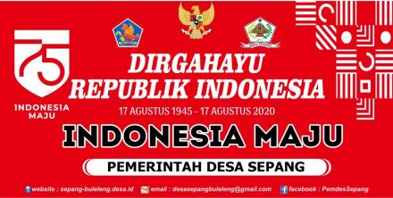 Dirgahayu Ke-75 Republik Indonesia