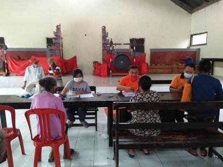 Bantuan Sosial Tunai (BST) Pusat Tahap IX Disalurkan Kepada KPM di Desa Sepang
