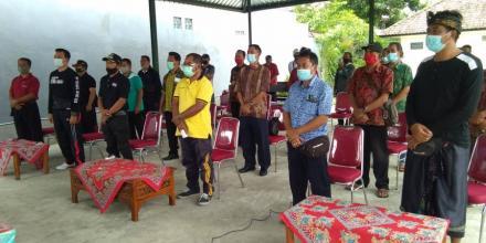 Forkom Pimpinan, Perbekel, dan Bendesa Adat se-Kecamatan Busungbiu Deklarasikan Kebiasaan Baru