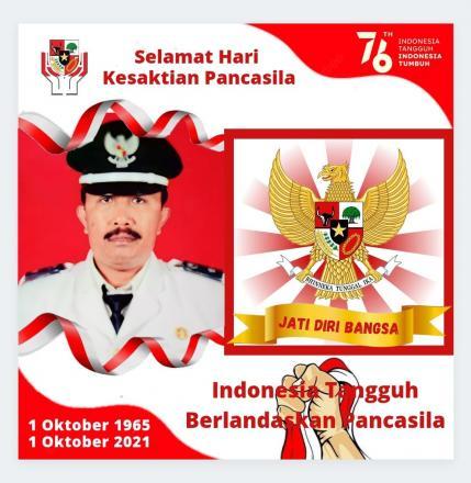 Peringatan Hari Kesaktian Pancasila 1 Oktober 2021