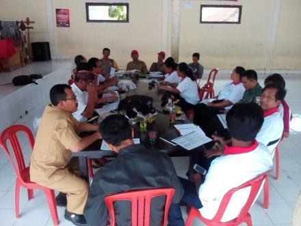 Musyawarah Kampung KB Desa Sepang
