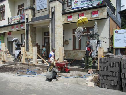Pelaksanaan Pembangunan Desa Sepang TA 2019